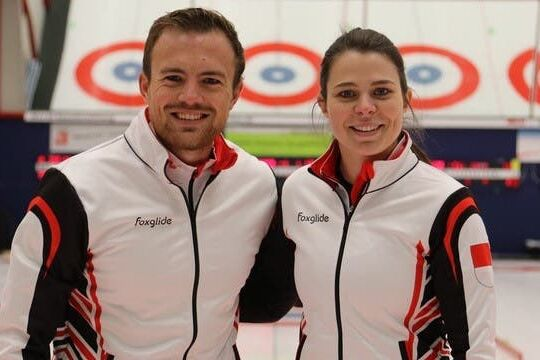 News: MIXED DOUBLE-SM